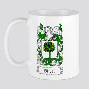 Oliver [English] Mug